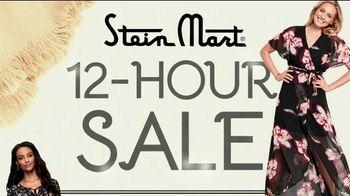 Stein Mart 12-Hour Sale TV Spot, '50 Percent Off Famous Brands' - Thumbnail 2