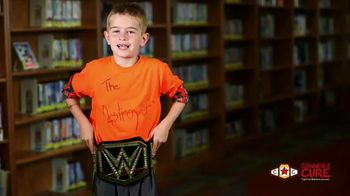 The V Foundation for Cancer Research TV Spot, 'WWE Alter Egos' - Thumbnail 6