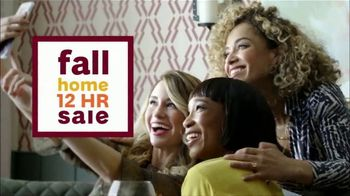 Ashley HomeStore Fall Home 12 Hour Sale TV Spot, '20 Percent Off First' - Thumbnail 2