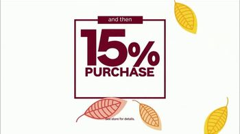 Ashley HomeStore Fall Home 12 Hour Sale TV Spot, '20 Percent Off First' - Thumbnail 6