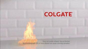 Colgate Total Pro-Shield Mouthwash TV Spot, 'No Burn' - Thumbnail 9