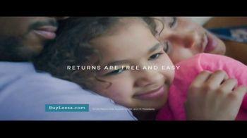 Leesa Extended Labor Day Mattress Sale TV Spot, 'My Bed' - Thumbnail 7