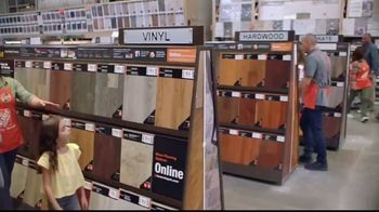 The Home Depot TV Spot, 'On Trend Styles: Free Pad Upgrade'