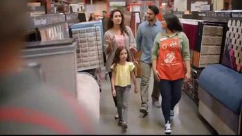 The Home Depot TV Spot, 'On Trend Styles: Free Pad Upgrade' - Thumbnail 4