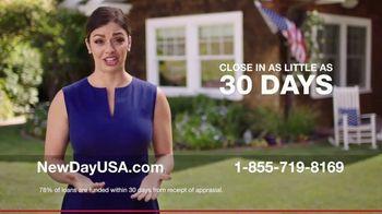 NewDay USA $0 Down VA Home Loan TV Spot, 'No Down Payment' - Thumbnail 5