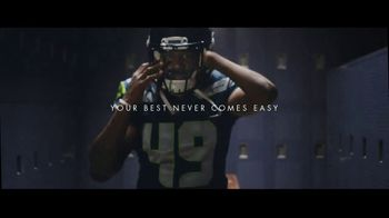 Gillette TV Spot, 'Shaquem Griffin: Your Best Never Comes Easy' - Thumbnail 8