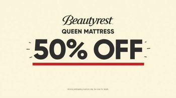 Mattress Firm Model Closeout Event TV Spot, 'Serta Memory Foam' - Thumbnail 5