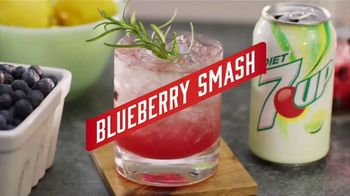 Diet 7UP TV Spot, 'Blueberry Smash' - Thumbnail 2
