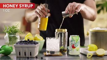 Diet 7UP TV Spot, 'Blueberry Smash' - Thumbnail 4