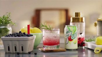 Diet 7UP TV Spot, 'Blueberry Smash' - Thumbnail 8