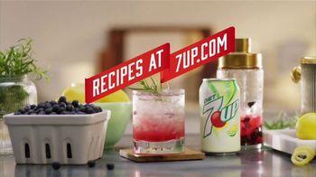 Diet 7UP TV Spot, 'Blueberry Smash' - Thumbnail 9
