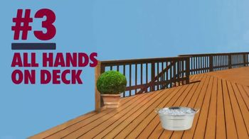 Lowe's TV Spot, 'WE tv: Labor Day Staycation' - Thumbnail 3
