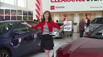 Toyota National Clearance Event TV Spot, 'Final Days' [T2] - Thumbnail 4