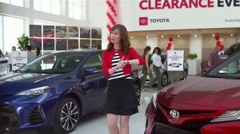 Toyota National Clearance Event TV Spot, 'Final Days' [T2] - Thumbnail 5