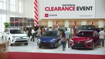 Toyota National Clearance Event TV Spot, 'Final Days' [T2] - Thumbnail 9