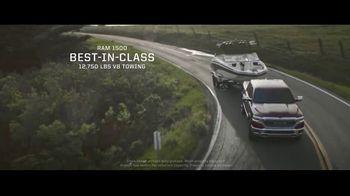Ram Trucks Power Days TV Spot, 'The World Moves Faster' [T2]