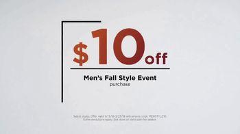 Kohl's Men's Fall Style Event TV Spot, 'Layer on the Savings' - Thumbnail 8