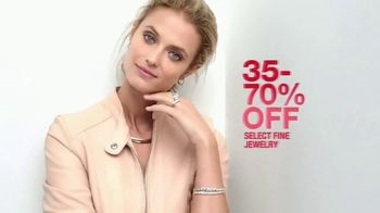 Macy's 48 Hour Sale TV Spot, 'Fine Jewelry, Suits and Shoes for Her' - Thumbnail 2