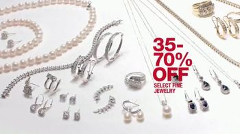 Macy's 48 Hour Sale TV Spot, 'Fine Jewelry, Suits and Shoes for Her' - Thumbnail 4