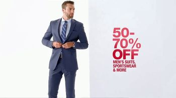 Macy's 48 Hour Sale TV Spot, 'Fine Jewelry, Suits and Shoes for Her' - Thumbnail 5