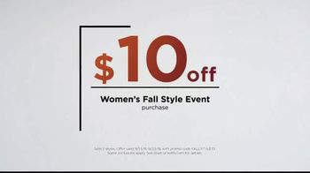 Kohl's Women's Fall Style Event TV Spot, 'Layer on the Savings' - Thumbnail 7