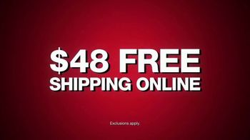 Macy's 48 Hour Sale TV Spot, 'Reversible Bedding, Appliances and Luggage' - Thumbnail 9