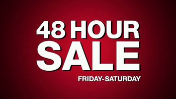 Macy's 48 Hour Sale TV Spot, 'Reversible Bedding, Appliances and Luggage' - Thumbnail 1