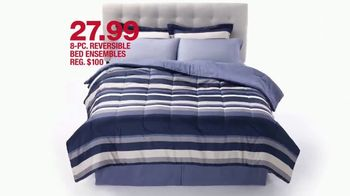 Macy's 48 Hour Sale TV Spot, 'Reversible Bedding, Appliances and Luggage' - Thumbnail 3