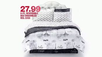 Macy's 48 Hour Sale TV Spot, 'Reversible Bedding, Appliances and Luggage' - Thumbnail 4