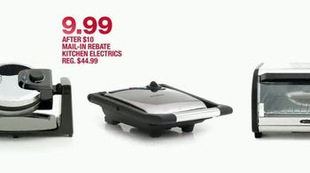 Macy's 48 Hour Sale TV Spot, 'Reversible Bedding, Appliances and Luggage' - Thumbnail 5