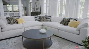 Value City Furniture TV Spot, 'Designer Looks. Big Difference: Plush'