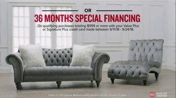 Value City Furniture TV Spot, 'Designer Looks. Big Difference: Plush' - Thumbnail 10