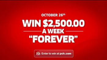 Publishers Clearing House TV Spot, '$2,500 A Week Forever: Award Day' - Thumbnail 10