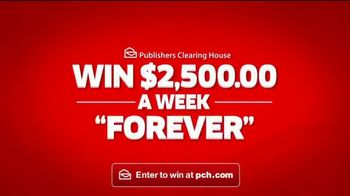 Publishers Clearing House TV Spot, '$2,500 A Week Forever: Award Day' - Thumbnail 3