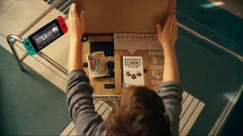 Nintendo Labo Vehicle Kit TV Spot, 'Make, Play and Discover'