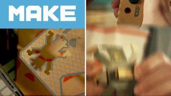 Nintendo Labo Vehicle Kit TV Spot, 'Make, Play and Discover' - Thumbnail 3