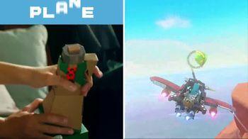 Nintendo Labo Vehicle Kit TV Spot, 'Make, Play and Discover' - Thumbnail 4