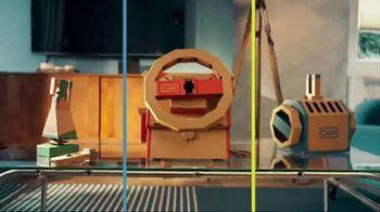 Nintendo Labo Vehicle Kit TV Spot, 'Make, Play and Discover' - Thumbnail 9