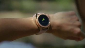 Samsung Galaxy Watch TV Spot, 'Stay Connected Longer' Song by Rita Ora - Thumbnail 5