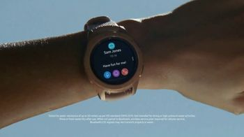 Samsung Galaxy Watch TV Spot, 'Stay Connected Longer' Song by Rita Ora - Thumbnail 9