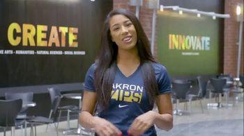 The University of Akron TV Spot, 'Community Connection' Feat. LeBron James - Thumbnail 3