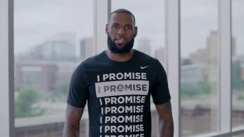 The University of Akron TV Spot, \'Community Connection\' Feat. LeBron James