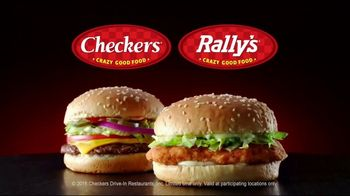 Checkers & Rally's 2 For Menu TV Spot, 'Whatever You Got in Your Wallet' - Thumbnail 1