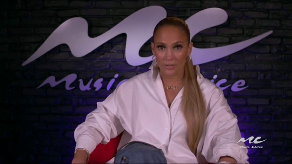 Music Choice TV App TV Commercial, 'All in One Place' Featuring Jennifer Lopez