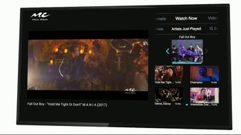 Music Choice TV App TV Spot, 'All in One Place' Featuring Jennifer Lopez - Thumbnail 4
