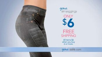 Genie Slim Jeggings TV Spot, 'Stretch Like Leggings' - Thumbnail 8
