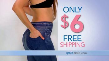 Genie Slim Jeggings TV Spot, 'Stretch Like Leggings' - Thumbnail 3