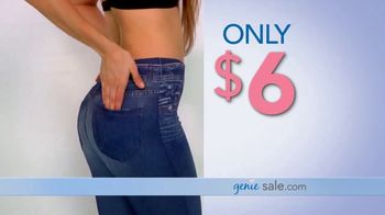 Genie Slim Jeggings TV Spot, 'Stretch Like Leggings' - Thumbnail 7