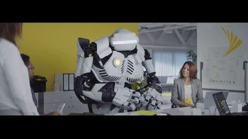 Sprint Unlimited Basic TV Spot, 'Rooftop: Five Lines for $24 a Month' - Thumbnail 2