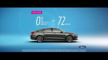 2018 Ford Fusion TV Spot, 'Born to Roll: Firefighter Nikkoel Gilmore' [T2] - Thumbnail 7